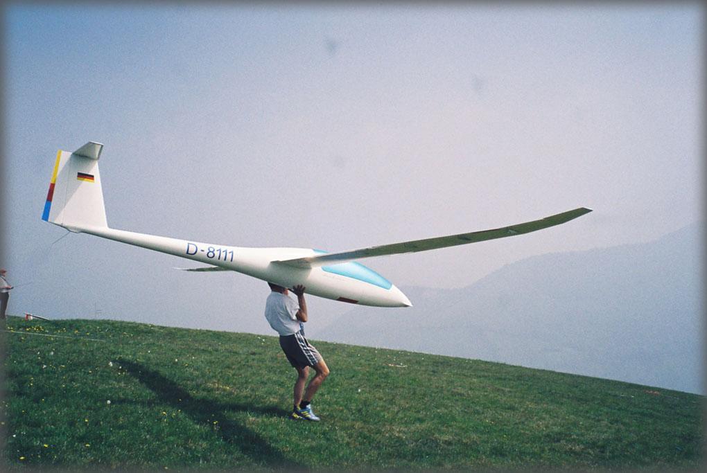 Модели планеров летающие